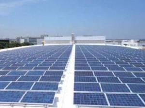東洋電機製造横浜製作所の太陽光発電設備